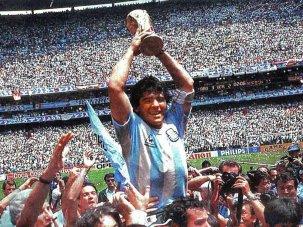 Diego Maradona and the curse of genius