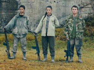 Monos: A mystical teen party war movie