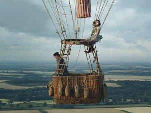 The Aeronauts at BFI IMAX