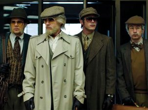 American Animals and the 2010-12 docu-drama boom