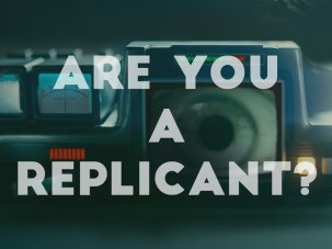 Are you a replicant?