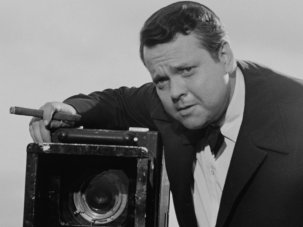 Around the World with Orson Welles Blu-ray