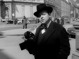 Around the World with Orson Welles DVD