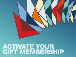 Activate your Gift Membership
