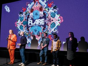 BFI Flare Launch