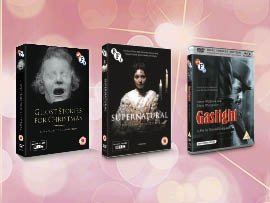 New BFI DVDs including Ghost Stories for Christmas from the BBC