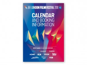 62nd BFI London Film Festival calendar