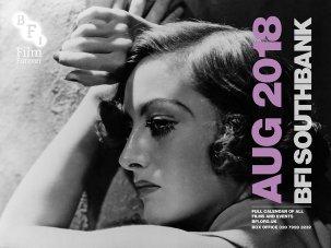 BFI Southbank August Guide calendar