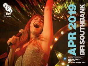 BFI Southbank April Guide calendar