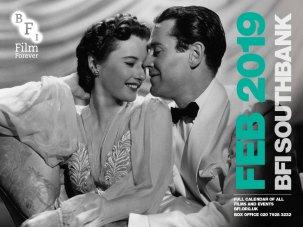 BFI Southbank February Guide calendar