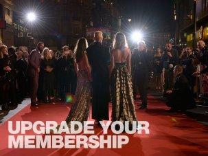 Upgrade your Membership