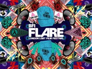 BFI Flare: London LGBT Film Festival brochure