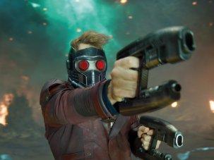 Guardians of the Galaxy Vol.2 at BFI IMAX