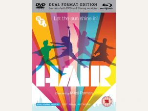 Hair (40th anniversary dual format edition)