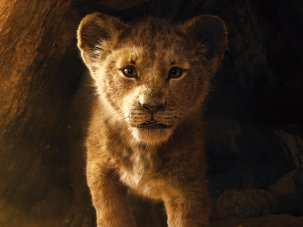 The Lion King at BFI IMAX