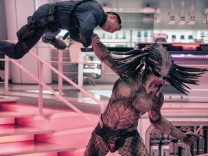 The Predator at BFI IMAX