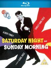 Saturday Night and Sunday Morning (Blu-ray)