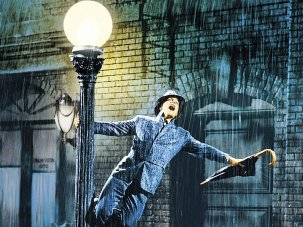 Singing the praises of Singin' in the Rain