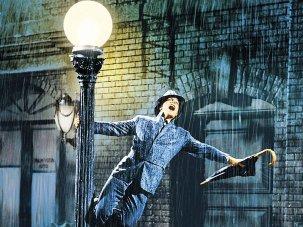 Singing the praises of Singin' in the Rain