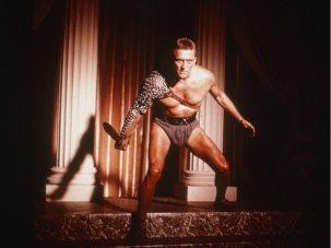 Kirk Douglas at BFI Southbank