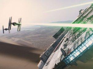 Star Wars: The Force Awakens at BFI IMAX
