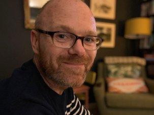 Stephen McConnachie, Head of Data and Digital Preservation