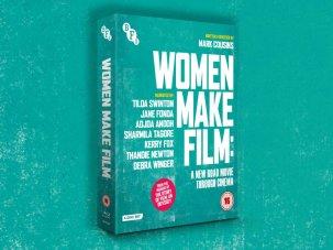 Watch Women Make Film on BFI Blu-ray