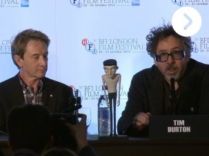 Video: Frankenweenie 3D press conference - image