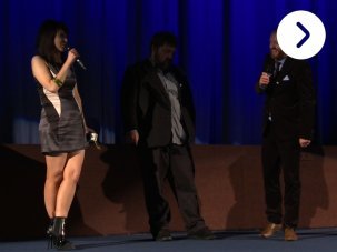 Video: Sightseers Q&A - image
