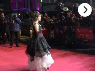 Video: BFI London Film Festival day 12 - image