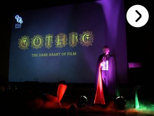 Video: Gothic: The Dark Heart of Film press launch - image