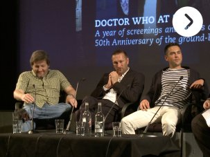Video: Doctor Who – Bad Wolf and The Parting of the Ways panel discussion - image