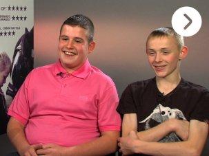Video: The Selfish Giant: Conner Chapman and Shaun Thomas - image