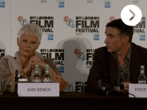Video: Philomena press conference - image