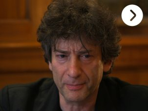 Video: Author Neil Gaiman on gothic  - image