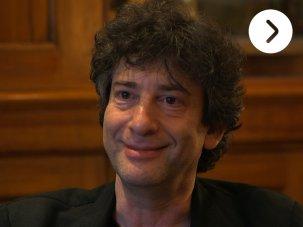 Video: Neil Gaiman on horror versus gothic - image