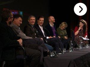 Video: Sherlock: The Empty Hearse Q&A - image