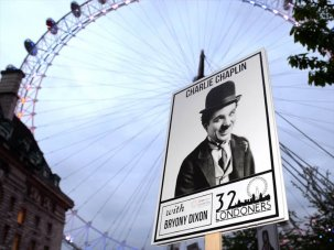 Hitchcock and Chaplin celebrated as great Londoners on the London Eye - image