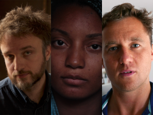 Three of the UK's most compelling new filmmakers shortlisted for UK film's biggest bursary