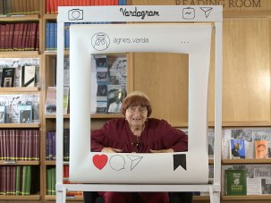 Video: Agnès Varda – filmmaker, photographer, Instagrammer - image