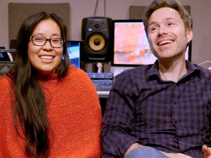 Video: How to be an anime voice actor, with Your Name stars Stephanie Sheh and Michael Sinterniklaas
