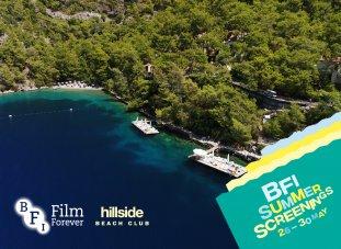 BFI Summer Screenings at Hillside Beach Club