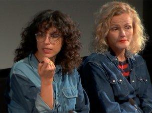 Video: Desiree Akhavan and Maxine Peake on The Bisexual - image