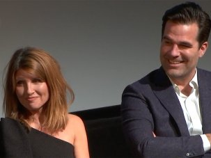 Video: Sharon Horgan and Rob Delaney on Catastrophe series four - image