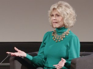 Video: Jane Fonda on 9 to 5, protesting Vietnam and #MeToo  - image