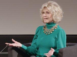 Video: Jane Fonda on 9 to 5, protesting Vietnam and #MeToo  - image