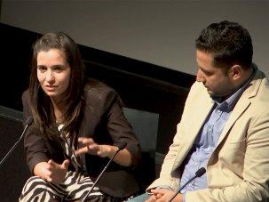 Video: For Sama directors Waad al-Kateab and Edward Watts  - image