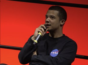 Video: Game of Thrones stars Jacob Anderson and Joe Dempsie - image