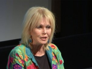 Video: Joanna Lumley at the BFI Radio Times TV festival - image