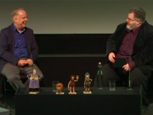Video: Nick Park on Aardman animation's stone age story, Early Man - image